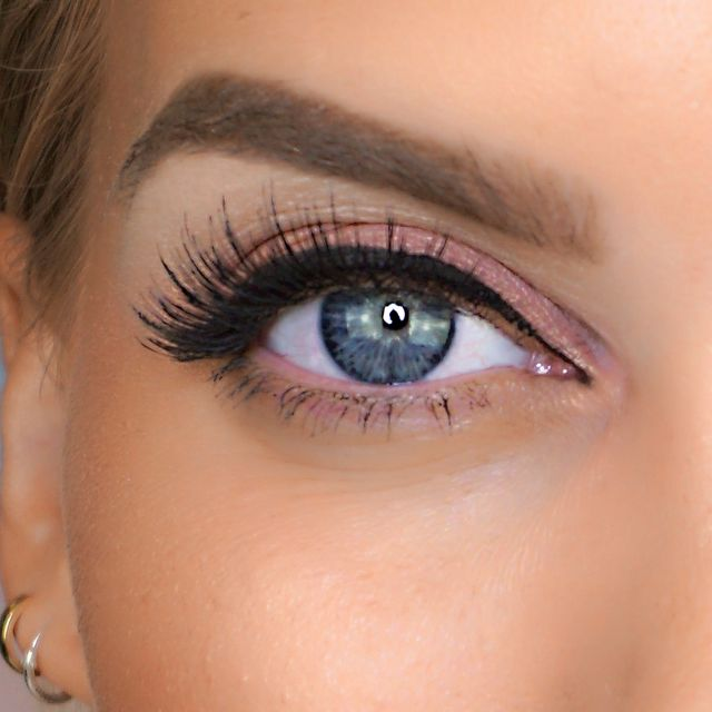 Regular False Eyelashes Breathtaking